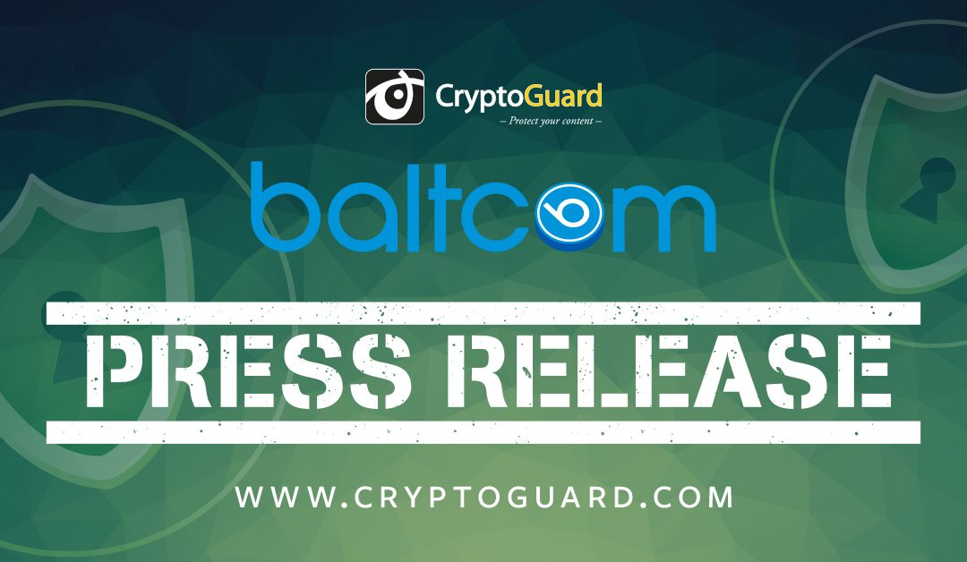 Baltcom adds CryptoGuard security for cable TV digitisation