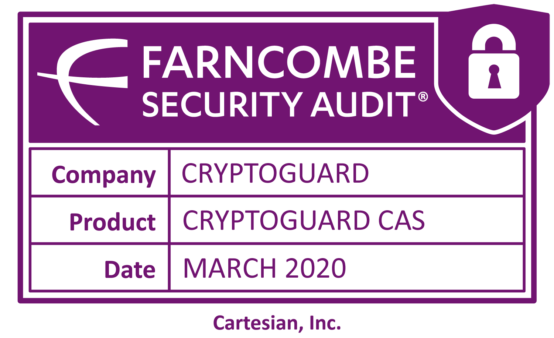 Farncombe security audit CAS
