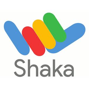 Shaka player logo